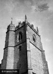 Peterstone Wentlooge, The Church Tower 1949