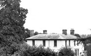 Peterstow, St Peter's Rectory c1960