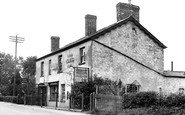 Peterstow, the Post Office and Village Stores c1960