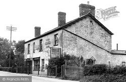 The Post Office And Village Stores c.1960, Peterstow