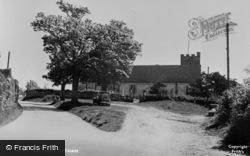 Petham, The Church c.1955