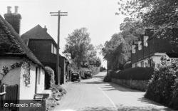 Petham, The Street c.1960