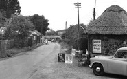 Pett Level, Beach Road c1955