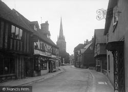 Petworth, 1936