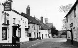 Petworth, Angel Street c.1960