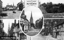 Petworth, Composite c.1930