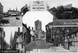 Petworth, Composite c.1955