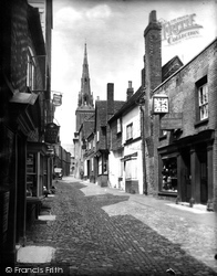 Petworth, Lombard Street 1936