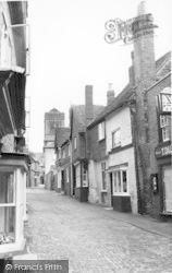 Petworth, Lombard Street c.1955