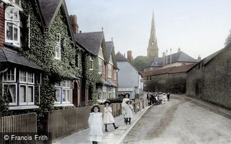Petworth, North Street 1908