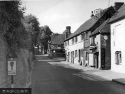 Petworth, Pound Street c.1950