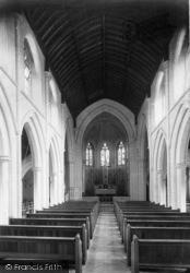 Petworth, Roman Catholic Church Interior 1898