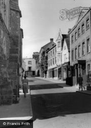 Petworth, The Square c.1950