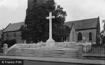 Petworth, War Memorial 1921