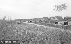 Pevensey Bay, Beachlands c.1951