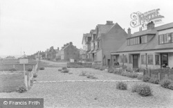 Pevensey Bay, c.1951