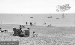 Pevensey Bay, c.1955