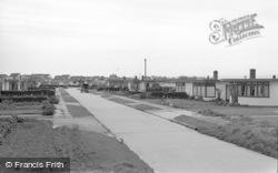 Pevensey Bay, Camber Drive c.1951