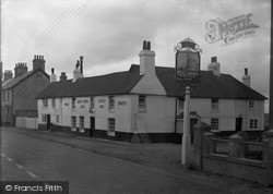 Pevensey Bay, Castle Inn 1947