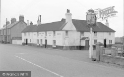 Pevensey Bay, Castle Inn c.1951