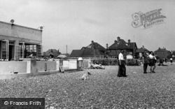 Pevensey Bay, The Beach 1960