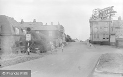 Pevensey Bay, The Village c.1947