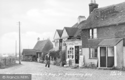 Pevensey Bay, The Village, Norman's Bay c.1960