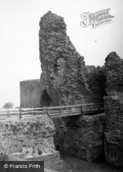 Pevensey, Castle 1952