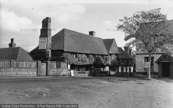 Photo of Pevensey, The Mint House c.1955