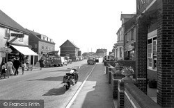 Pevensey, The Village c.1965