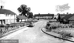 Pewsey, Broadfields c.1965