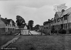 Pewsey, Council Houses 1929