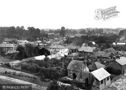 Pewsey, General View 1929