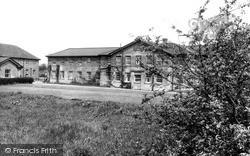 Pewsey, Hospital c.1960