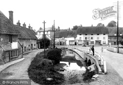 Pewsey, Market Place 1929