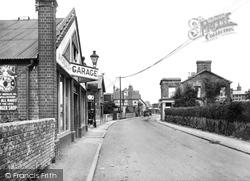 Pewsey, North Street 1929