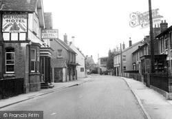 Pewsey, North Street c.1950