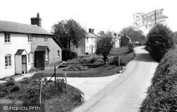 Pewsey, Raffin Lane c.1960