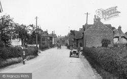 Pewsey, West End 1929