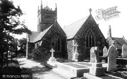 St Felicitas And St Piala Church 1892, Phillack