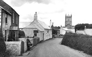 Phillack, The Village And St Felicitas And St Piala Church 1927