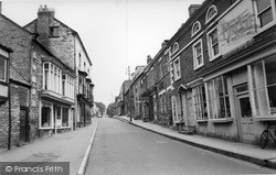 Pickering, Burgate c.1960