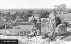 Castle c.1955, Pickering