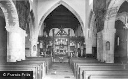 Church Interior c.1965, Pickering