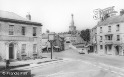 Cross Roads And Forest And Vale Hotel c.1965, Pickering