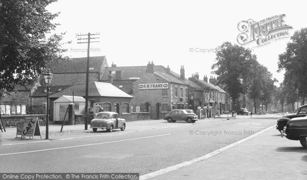 Photo of Pickering, Eastgate c1960, ref. P156175