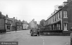 Pickering, Helmsley Road c.1960
