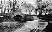 Pickering, Ings Bridge and Ford c1935