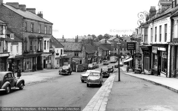Photo of Pickering, Market Place 1959, ref. P156156