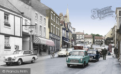 Pickering, Market Place 1959